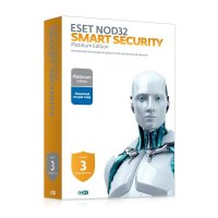 Антивирусная программа ESET NOD32 Smart Security Platinum Edition 3 ПК на 2 года