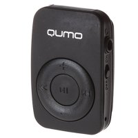 MP3 плеер Qumo Active Cool Black
