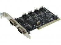 Контроллер AGEStar (as-prs6-65) PCI to RS232 6 Port COM