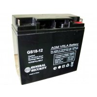 Аккумулятор General Security GS12-12 (12V 12Ah)