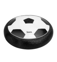 Мяч HOCO Hellion floating football black
