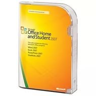 Программное обеспечение MS Office Home and Student 2007 32-bit Russian Russia DVD (79G-00055)