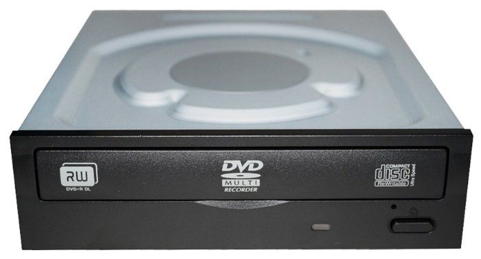 Привод DVD+RW Lite-On (iHAS124-14) Black Sata
