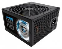 Блок Питания 600W ZALMAN (ZM-600GVM) 80 Plus Bronze APFC, ATX 2.3, 120mm FAN + 3x HDD + 6x SATA, + 2x PCIE 6pin , black, RTL